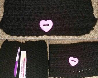 Crochet Credit card wallet