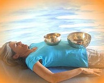 Healing singing bowl - Solar Tone