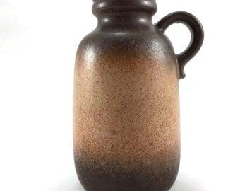 Vintage 1960s-'70s SCHEURICH-Keramik West German Pottery Fat Lava Jug Vase