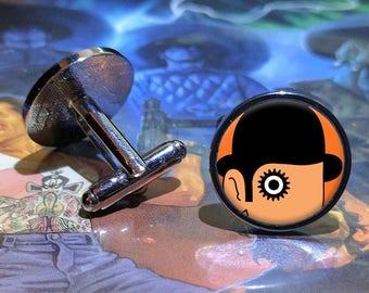 A Clockwork Orange Cufflinks