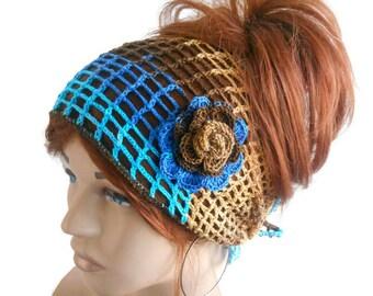 Hair band turban, crochet Band, Women Hairband, Knitted Hairband, Colorful Hair band, Hair band for women, Hair wrap, Summer hair band