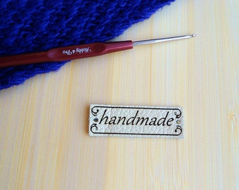 Clothing Labels, Leather Labels, Personalized Labels, Custom Clothing Labels, Knitting Labels, Custom tags