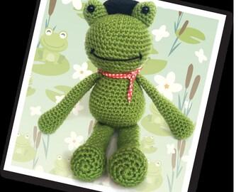 Frankie Frog Crochet Kit
