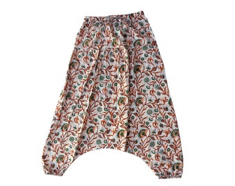 cotton alladin pant/cotton harem pant/,cotton yoga pant