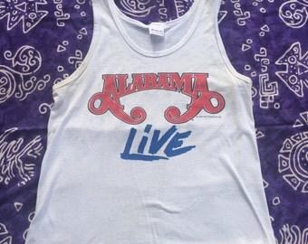 1988, Alabama Live Tour Tank Top