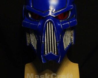 Warhammer mask by Maskcraft