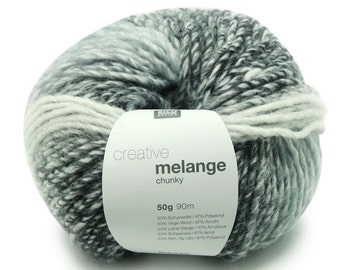 Rico creative melange wol,