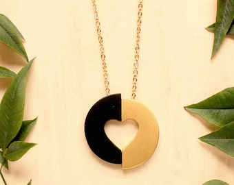 The Committed Heart Necklace