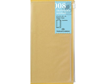 TN Accessory - Regular Size - 008 Zipper Case