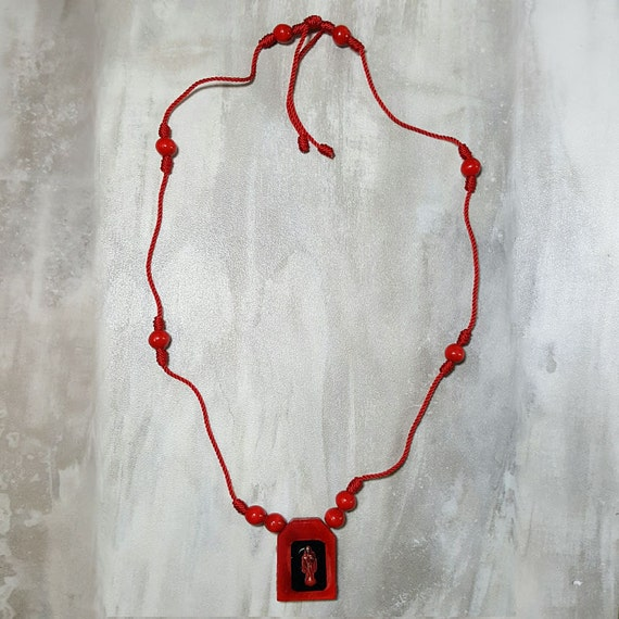 Escapulario Necklace