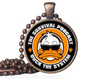 Duck The System - The Survival Podcast - Duck Cronicals - TSP