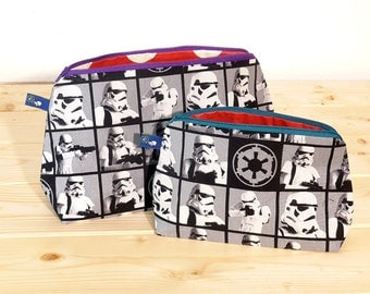 Storm Troopers Cosmetic or Toiletry Bags