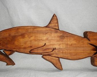 Shark Wall Mount Etsy