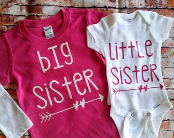 Big Brother Big Sister Little Brother Little Sister Set