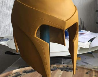 X-Men The Last Stand Magneto Helmet Casting *Unpainted