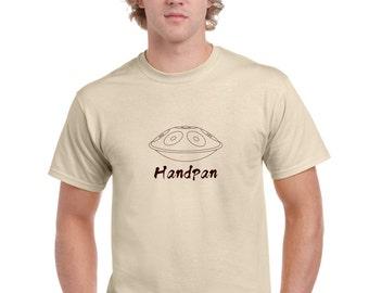 Handpan 'Original Design' T Shirt