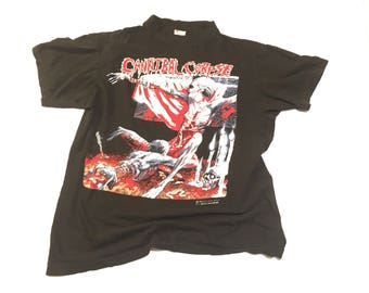 1992 Cannibal Corpse Tomb of The Mutilated XL