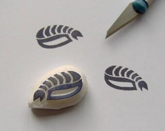 Sushi rubber stamp, Sushi stamp, japanese food stamp, prawn sushi stamp, salmon sushi stamp, food stamp, ebi nigiri sushi, ebi sushi, crafts