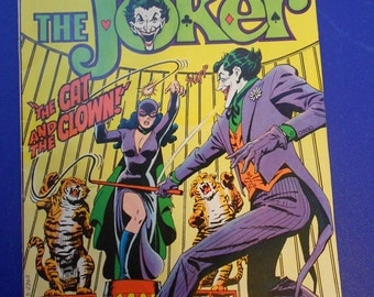 The Joker Comic #9 October 1976 ~ Price Reduced!!