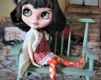 custom blythe Kitty    on hold for Steph,  partial payment 150.00 made