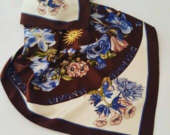 E. Marinella vintage scarf