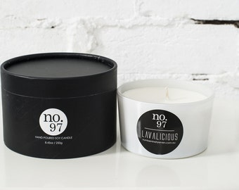 250G SCENTED SOY CANDLE