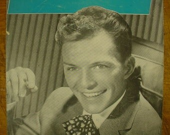 Sheet Music You Can Take My Word For It Baby by Frank Sinatra Music Sheet Antique Vintage
