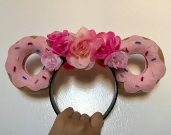 Donut Disney ears