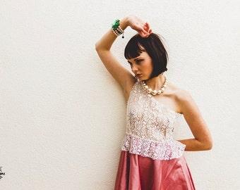 Lace dress, Fly Like a Bird