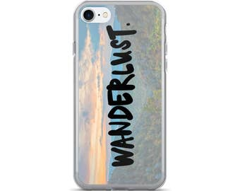 iPhone 7 Case | Wanderlust | iPhone 6 | iPhone 6 Plus | Other Models Available
