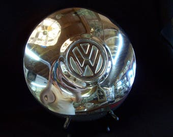 Vintage Volkswagen Dome Hub Cap