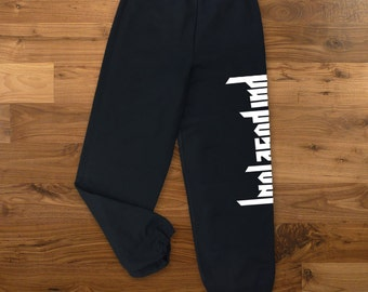 "Justin Bieber ""Purpose Tour"" Sweatpants - concert pants - j bieber pants - purpose tour pants"