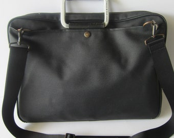 Y'saccs Pour Homme Yohji Yamamoto leather messenger bag vintage made in japan Comme des Garcons issey miyake
