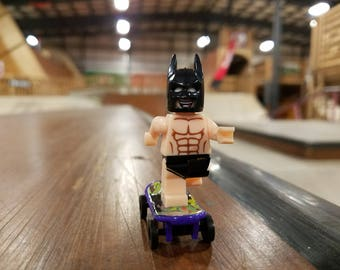 Lego Photography - Skatepark Batman