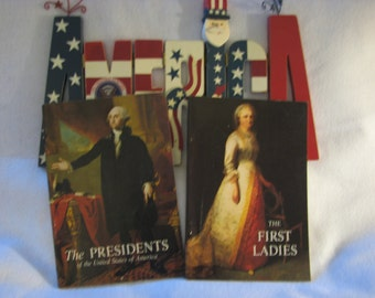 Presidents and First Ladies Book