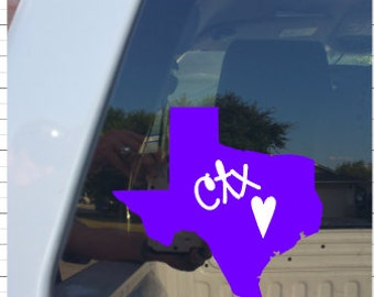 Concordia Decal/CTX/Austin/Texas