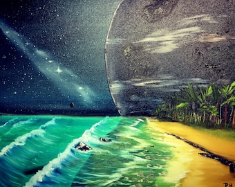 Space paradise