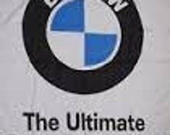 BMW blue flag large 3ft x 5ft