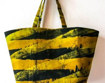 Big bag 'Camoustripe'