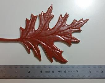 Medium Ceramic Leaf Tile for Mosaic