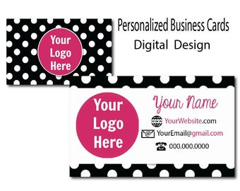 Perfectly Posh Business Cards | Card | Direct Marketing | Digital Download | Printable | Card 011