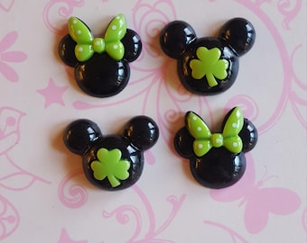 Disney Irish/St Patricks DIY Decoden