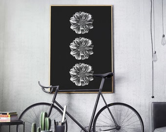 Flowers Print, Botanical Art, Flowers Photography, Floral Print, Printable Art, Digital Download - 067