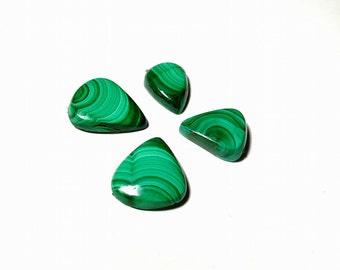 Malachites cabochon best quality , flat back cabochons , high quality making GM232
