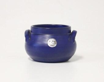 Marco HW (Hand Work)-Flower Pot Blue