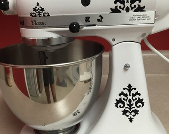 Kitchenaid Mixer Decals