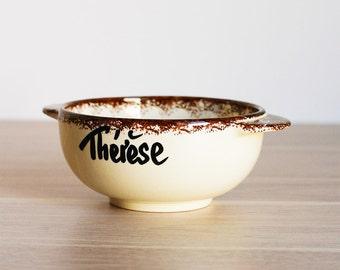 Thérèse ceramic small bowl