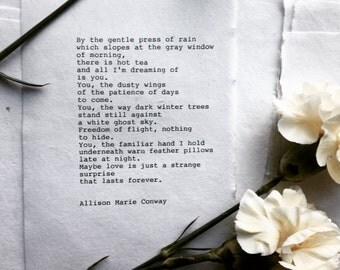 Forever - poem