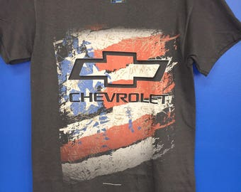 American Flag Chevrolet T-shirt