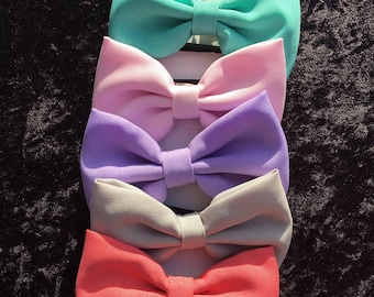 5 inch hairbow hairbands Set Of 5